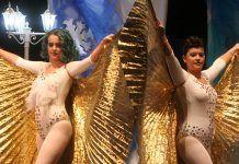 Bailarinas de Bailando la Navidad, gala de Al Compás