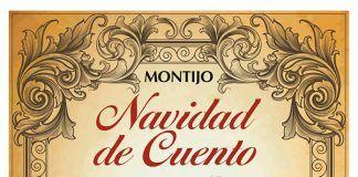 Cartel de Navidad de Cuento en Montijo