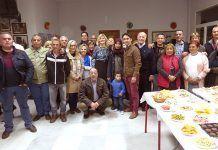 Fiesta de año nuevo de la Asociación de Inmigrantes Vegas Bajas