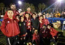 IV Convivencia de Fútbol Base en la UD Montijo