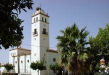 Plaza de España de Valdelacalzada