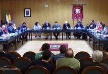 Pleno del Ayuntamiento de Montijo celebrado el 25 de enero