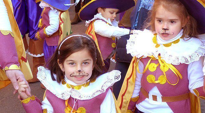 Carnavalito Montijo 2018