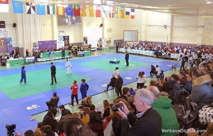 IV Supercopa Infantil de Judo de Montijo 2018