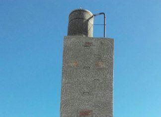 Pozo de la calle Azorín de Montijo
