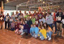 Premiados en la Convivencia Carnavalera Puebla Sur 2018