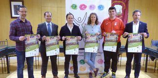 Presentación oficial de la III Media Maratón Villa de Montijo
