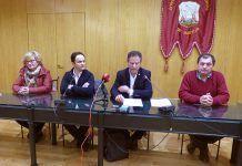 Rueda de prensa del equipo de Gobierno del Ayuntamiento de Montijo sobre el caso Pravia