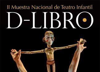 Cartel II Muestra Nacional de Teatro Infantil D-Libro Montijo 2018