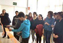 Programa intergeneracional en Montijo, entre el Centro El Valle y el Colegio Tomás de Aquino