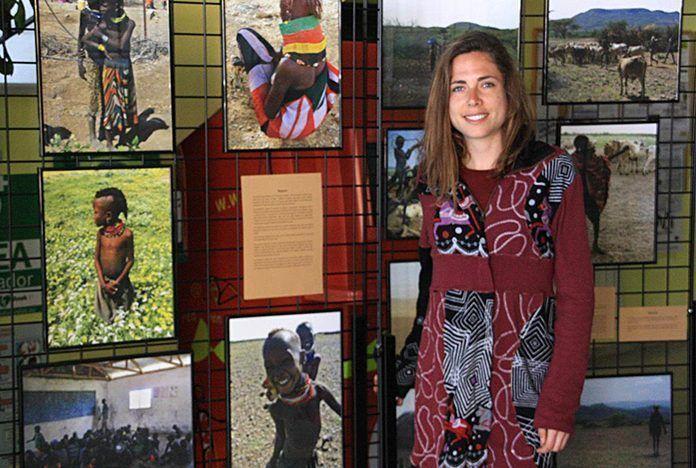 """Exposición fotográfica """"Una mirada hacía Turkana, Kenia"""", de Elvira Cano, en Puebla de la Calzada"""