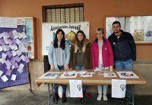 La Asociación Juvenil Mozzanca estuvo presente en la Concentración por la Igualdad celebrada en Montijo #SoyValienteSoyMujer