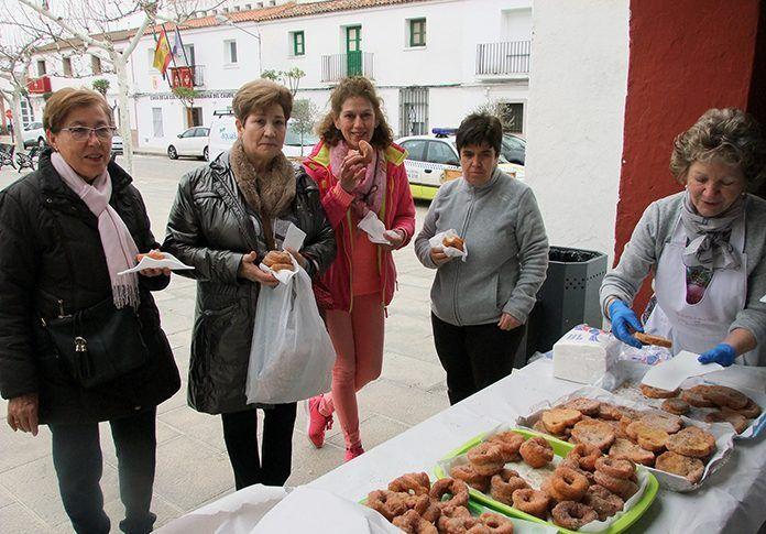 Taller de dulces típicos de Semana Santa en Guadiana del Caudillo