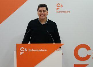 Teodomiro Cayetano, coordinador del Grupo Local de Cs Montijo