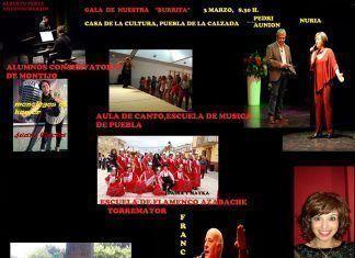 """Gala anual de la Asociación """"La Borriquita"""""""