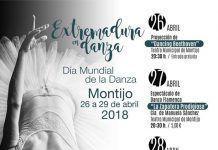 Cartel Extremadura en Danza