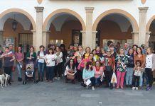Concentración en Montijo por la sentencia contra la Manada