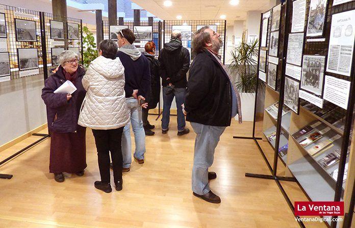 Exposición sobre las Colonias Penitenciarias de Montijo