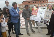 Lobón dedica una calle al deportista lobonero José Cano Arroyo