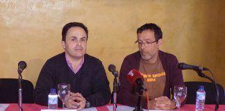 Presentación de de becas deportivas de Montijo