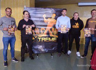 Presentación de la II Vulcano Extreme Montijo 2018