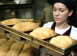 Trabajadora de industria alimentaria