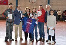 V Encuentro Deportivo Solidario en Guadiana del Caudillo