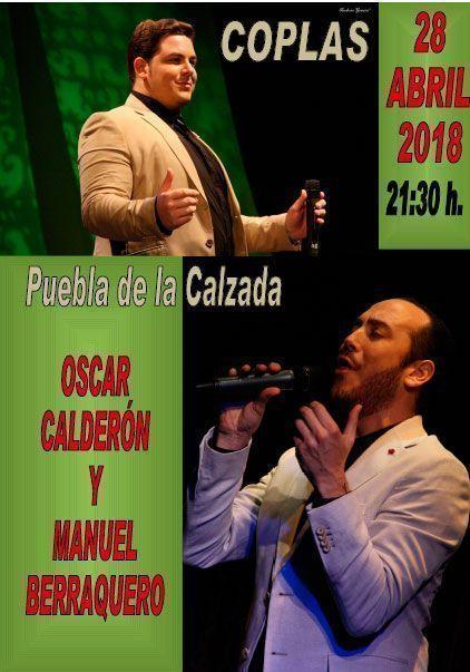 copla en Puebla de la Calzada