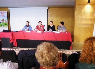 Presentación de Fundación Mujeres en Extremadura.