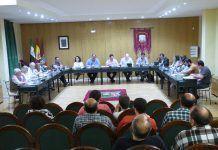 Pleno de abril del Ayuntamiento de Montijo.