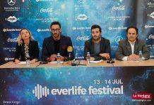 La presentación oficial del evento ha corrido a cargo del promotor del evento, José Lorenzo Jiménez, la productora del festival, Susana Casado, el alcalde de Montijo, Manuel Gómez, y el director del Instituto de Juventud de Extremadura, Felipe González.