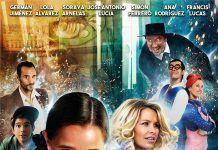 Cartel de la película extremeña La Bola Dorada