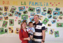 Día de la Familia en el Centro Infantil Alborada de Montijo