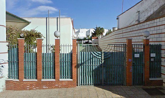 Fachada Centro Infantil Alborada de Montijo
