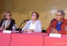 Juani Gragera presentó su libro Desgarros de mi Alma en Montijo