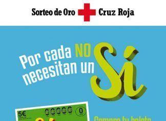 Vuelve el Sorteo de Oro de Cruz Roja