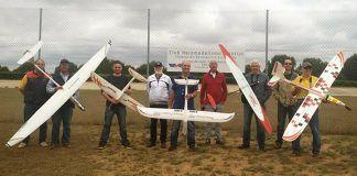 El 10 de junio se celebró en las instalaciones del club aeromodelismo Montijo el campeonato de Extremadura de veleros modalidad F5J
