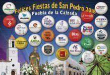 Felicitación feria de San Pedro 2018 de Puebla de la Calzada