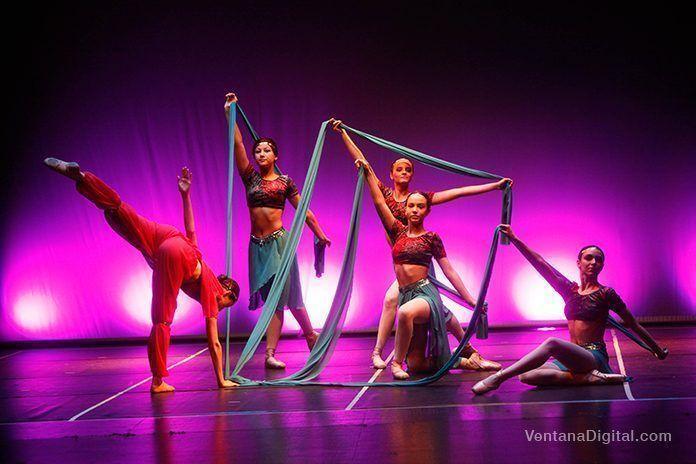 Festival 2018 de la Escuela Municipal de Danza de Montijo
