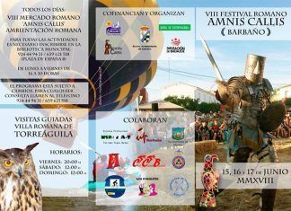 Festival Romano Amnis Callis 2018