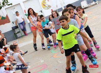 Fiesta Fin de Curso del CEIP Torre Águila de Barbaño
