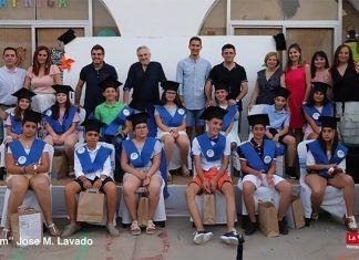 Graduación 6º Primaria CEIP Torre Aguila de Barbaño