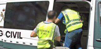 La Guardia Civil detiene a los integrantes de un grupo organizado por 16 robos en cementerios, viviendas y establecimientos públicos