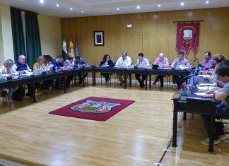Pleno ordinario de mayo del Ayuntamiento de Montijo