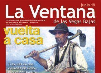 Portada de la revista La Ventana de las Vegas Bajas de junio de 2018