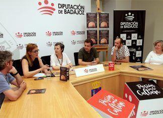 Presentación de la III edición del Festival de Teatro Clásico Villa romana de Torreáguila de Barbaño, Montijo