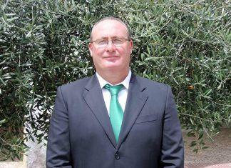 Antonio Pozo Pitel, alcalde de Guadiana del Caudillo