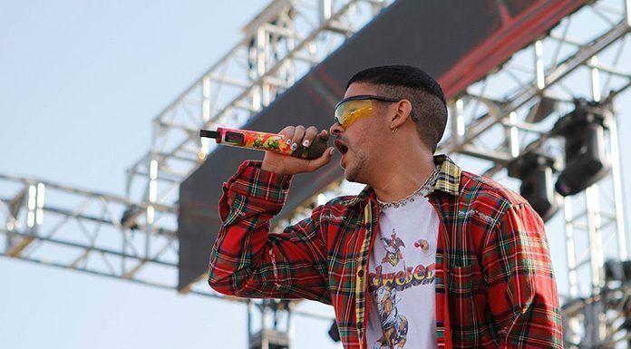 Bad Bunny inició en Puebla de la Calzada su gira europea