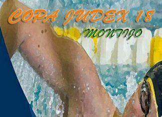Cartel de la Copa Judex de natación