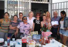 Clausura de las clases de castellano 2017-2018 de la Asociación de Inmigrantes Vegas Bajas